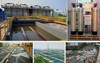 工业污水处理消毒案例