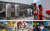 农村饮用水消毒案例