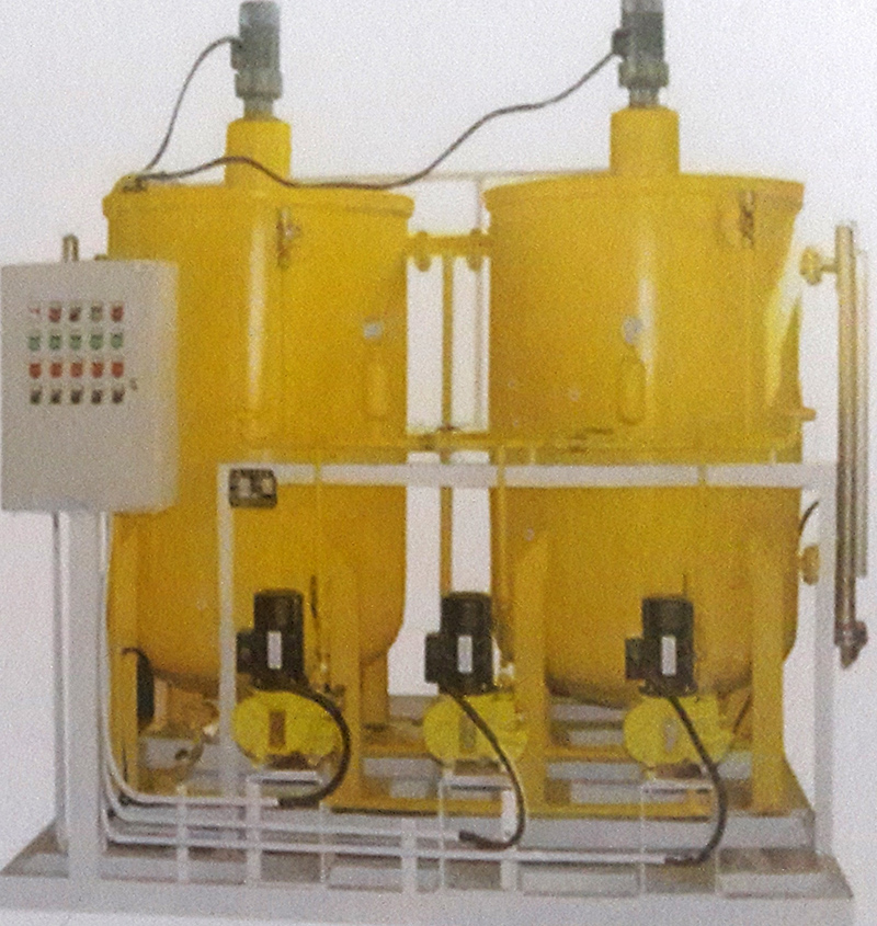 高纯复合式聚合氯化铝(PAC)投加装置产品图3