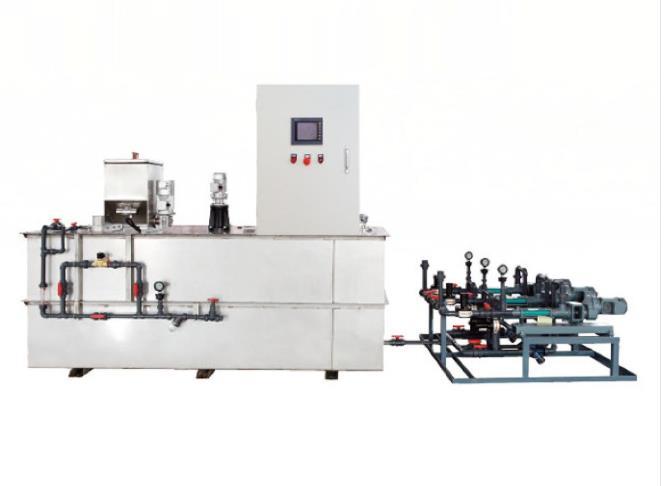 高纯复合式聚丙烯酰胺(PAM)投加装置产品图2