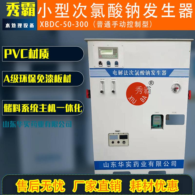 小型次氯酸钠发生器(普通手动控制型)