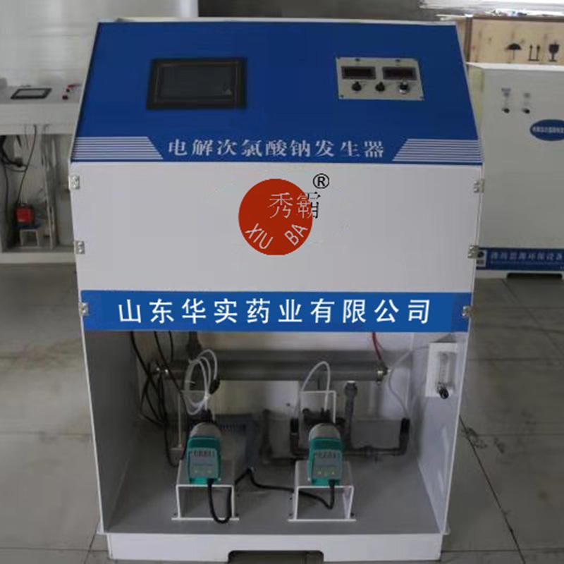 高纯复合式小型次氯酸钠发生器(普通手动控制型)产品图3