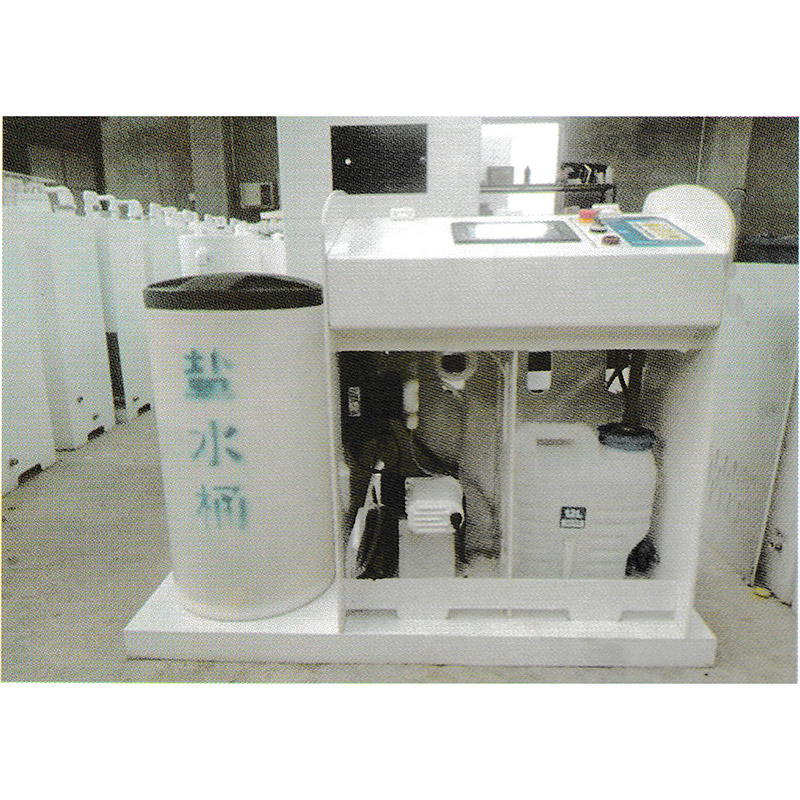 高纯复合式小型次氯酸钠发生器(PLC自动控制型)产品图2