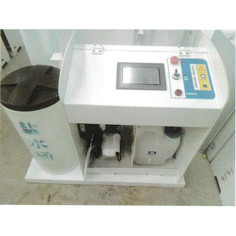 高纯复合式小型次氯酸钠发生器(PLC自动控制型)产品图3