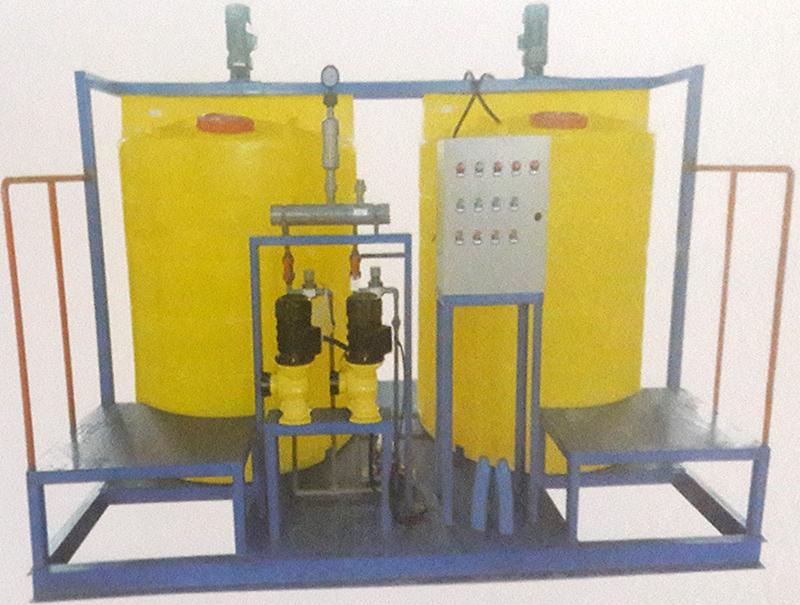 高纯复合式聚合氯化铝(PAC)投加装置产品图2