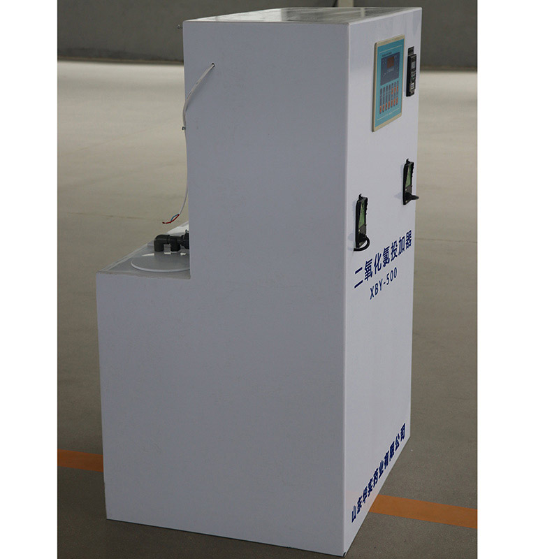 高纯复合式qy188千赢国际发生器(qy188千赢国际投加器II型)产品图3