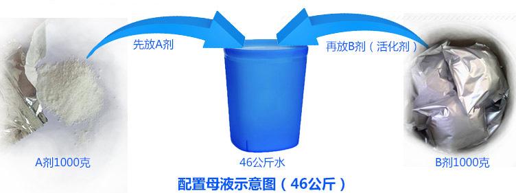 合乐彩票app手机版下载消毒剂46-48%配置母液图(46公斤)